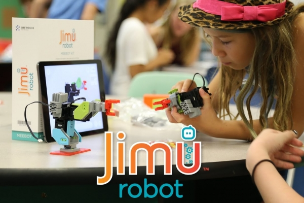 Что такое STEM обучение? STEM – роботы Jimu для юных изобретателей