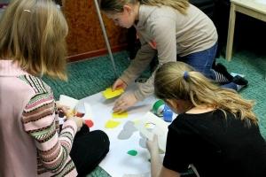 Как рассказать детям об искусстве? Фотоотчет с программ тренинг-центра Альбины Манзуллиной, СПб