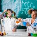 Химические наборы для опытов - подарок для школьника на 1 сентября, СПб