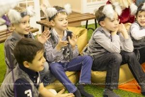 """Предновогодняя программа 2013 для детей в """"Рибамбель"""" в Москве, фотоотчет"""