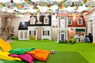 Игровой городок для детей в Москве: посещение со скидкой 50%