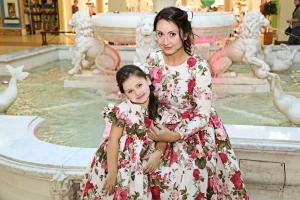 """""""Вся в Маму"""" - фото-проект в """"Мастерской Принцесс"""", фотосессия для мамы и дочки в СПБ"""