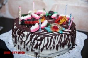 """Детский день рождения в стиле ужасов в СПб: праздник от """"Дома Страхов"""" в Выборгском районе"""