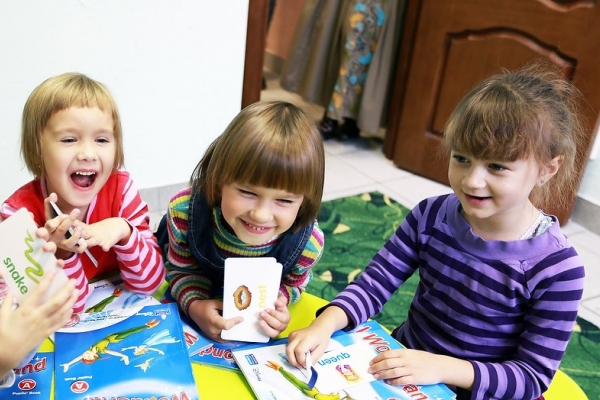 Игровое общение с ребенком на уроках английского языка в школе ICS
