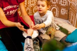 Бесплатные занятия на английском для детей в Хорошевском рйоне - фото с открытых уроков в VokiToki