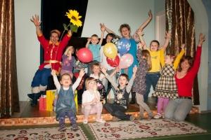 Детский клуб в Московском районе СПб