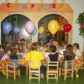 """Аквагрим на детский день рождения в подарок в клубе """"Солнечное царство"""", СПб"""