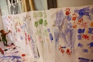 Свободное рисование для детей в Санкт-Петербурге, фото