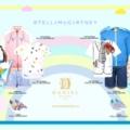 """Яркие мазки и пятна в коллекции детской одежды Stella McCartney в бутиках """"Даниэль"""""""