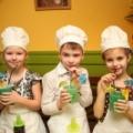 Кулинарный мастер-класс для детей на пиратском корабле с Джеком Воробьем в Москве
