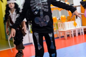 Halloween 2014 в центре P'tit CREF, Москва, фотоотчет