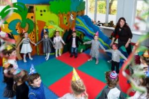 Игротека для детей дошкольного возраста в P'tit CREF, Москва
