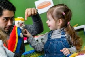 "Детские праздники на иностранном языке: ""Galette des Rois"" в центре P'tit CRE, Москва, фото"