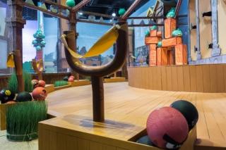 Безлимитное посещение Angry Birds Activity Park в СПб: детские и семейные абонементы