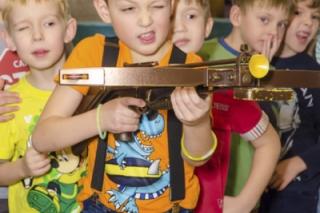 """Профессиональный фотограф на детский праздник со скидкой 33% от театра """"Добрые истории"""""""