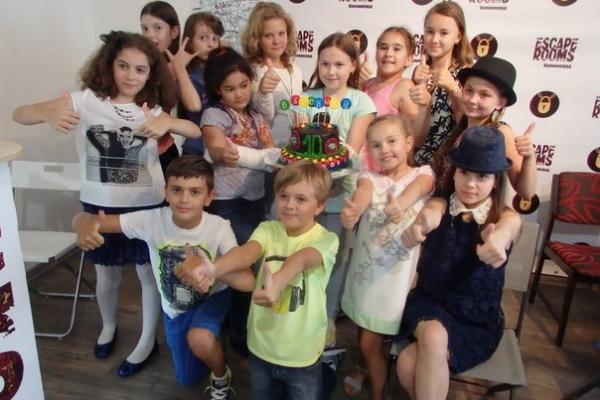 Как необычно отметить день рождения ребенка в Калининграде? Квесты Escape Rooms