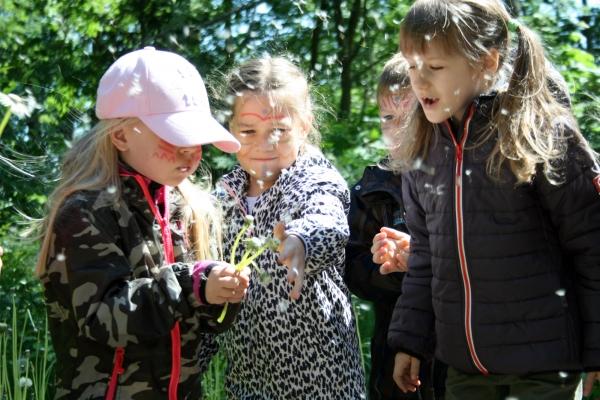Летний садик 2017 для детей в Санкт-Петербурге