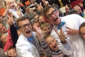 """Научное шоу от """"Открывашки"""" со скидкой 20%: акция для читателей KidsReview.ru"""
