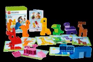 """Лото для малышей LEGO DUPLO с животными в интернет-магазине """"Чипунок"""""""