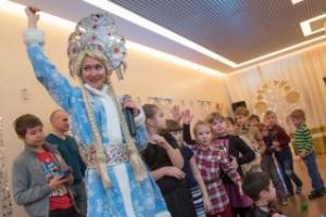 """Новогодняя йога-ёлка для детей от 5 до 15 лет в центре """"Сундарья"""", СПб"""