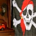 """Необычный день рождения ребенка на пиратском корабле, спецпредложение от """"28-го Гнома"""", Москва"""