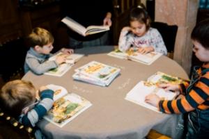 """Школа чтения """"Ленивый отличник"""" в центре Санкт-Петербурга, фото"""